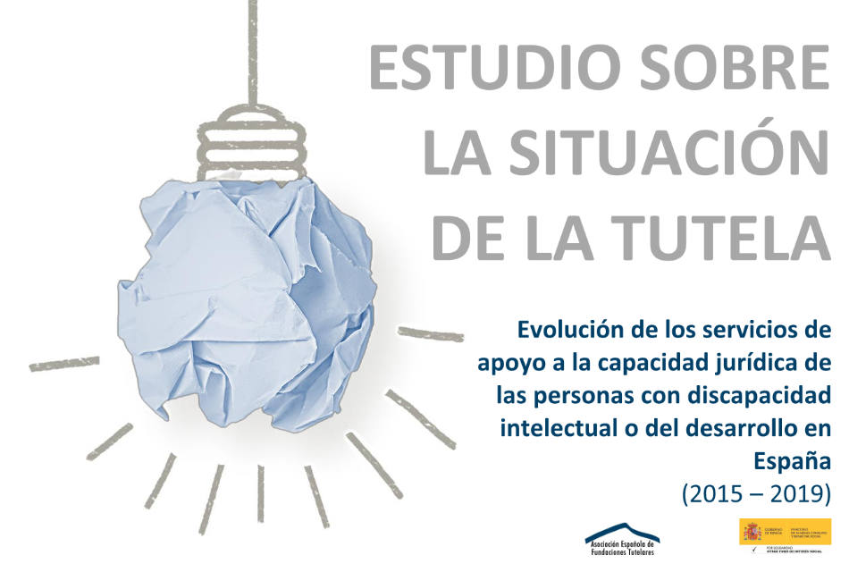 Un estudio sobre la situación de la tutela de las personas adultas con discapacidad intelectual en España, identifica que un 47% están por debajo del umbral de la pobreza