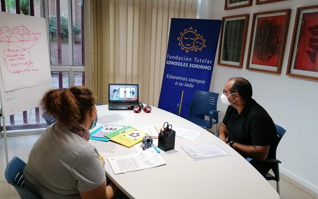 """La Fundación Tutelar Sonsoles Soriano organiza una jornada formativa para abordar la """"Reforma del Código Civil en materia de discapacidad"""""""